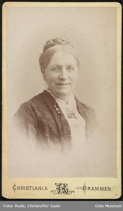 Sofie Parelius.