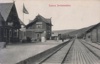 Fåberg jernbanestasjon