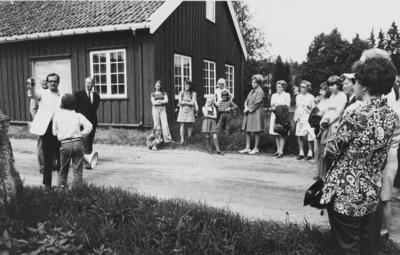 Godseier Carl Otto Løvenskiold på Hakadal Verk