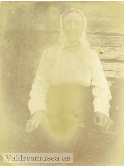 Portrett av Ingrid Olsdatter Listrud