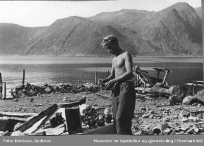 Etterkrigstid i Honningsvåg