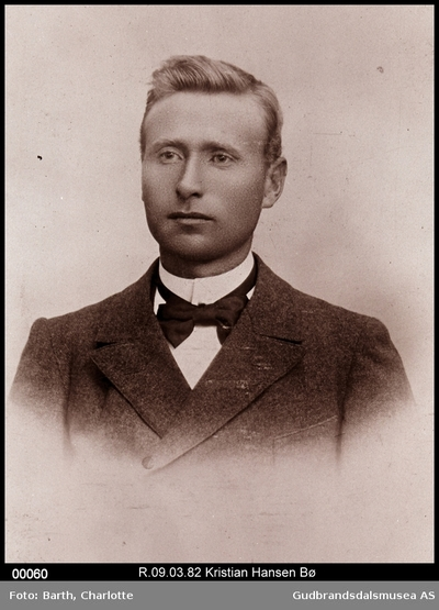 Kristian Hansen Bø Venabygd
