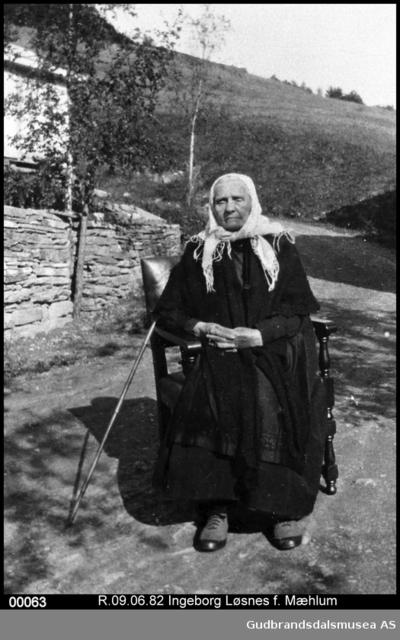 Ingeborg Løsnes f