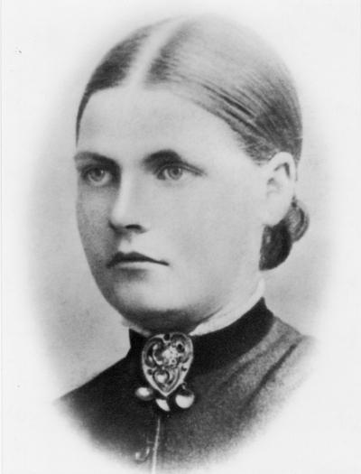 Portrett av Petra Ingebrigtsen