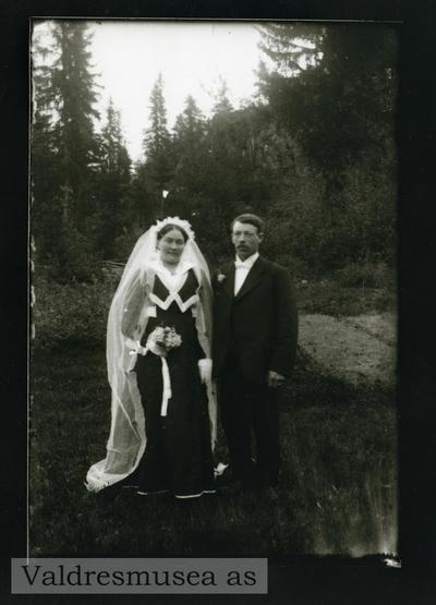 Knut og Marie Lundelien