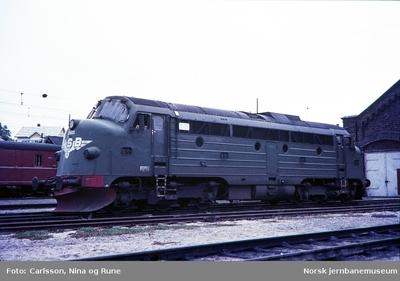 Diesellok type Di 3 nr