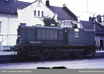 Diesellok type Di 2 nr