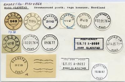8980 Vega (Gladstad)