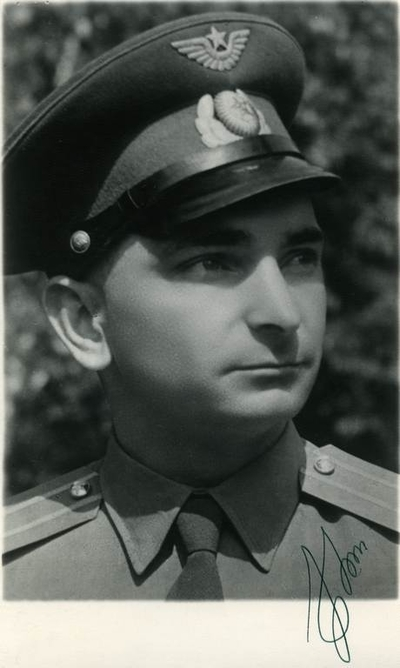 Sovjetisk romfarer/ kosmonaut Valerij Bykovskij