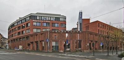 Høgskolen i Oslo og Akershus, avd. Ingeniørutdanningen