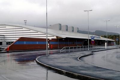 Harstad/Narvik lufthavn, Evenes