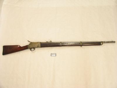 Magasingevær 12,17 mm Krag Petersson M1876