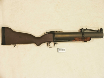 Granatutskytningsgevær M79 Blooper