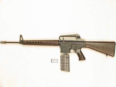 Automatgevær 7,62x51 Armalite AR10