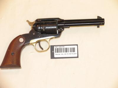 Revolver .22 Sturm Ruger