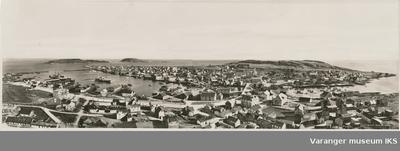 Panoramabilde av Vardø