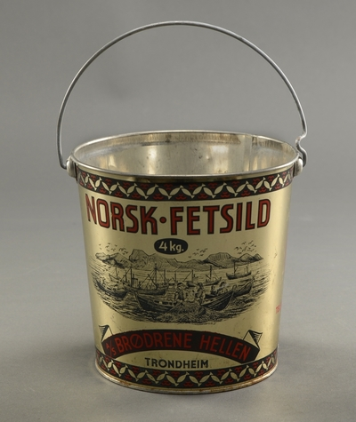 Norsk fetsild