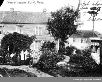 Vossevangens hotell