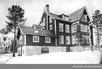 Stadheims høifjellshotell