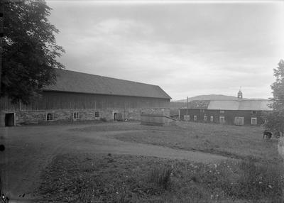 Gjevran gård eksteriør
