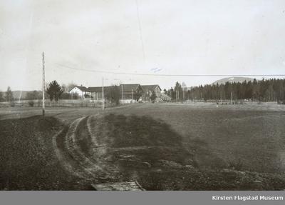 Johnsrud gård på Eidsvoll