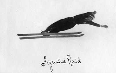Sigmund Ruud i kjent stil