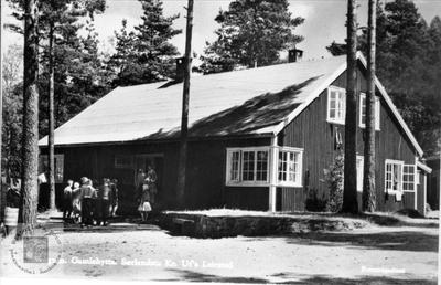 Gamlehytta Skogtun i Øyslebø