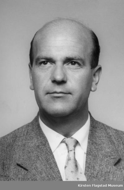 Portrett Thorstein Gunnarsson