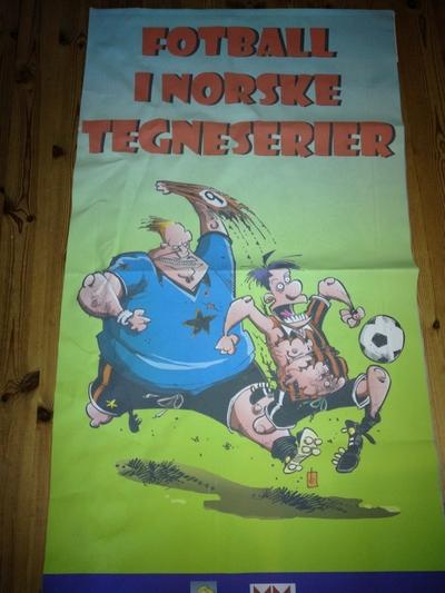 Fotball og tegneserier
