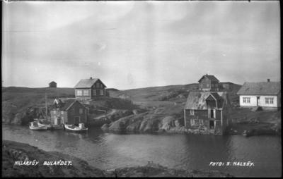 Hillarsøy, Bulandet