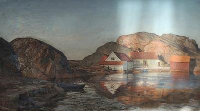 Mellom Holmer, Ny Hellesund