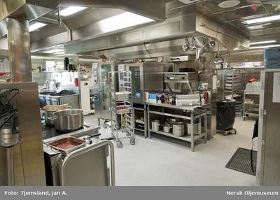 Fra kjøkkenet på Valhall PH