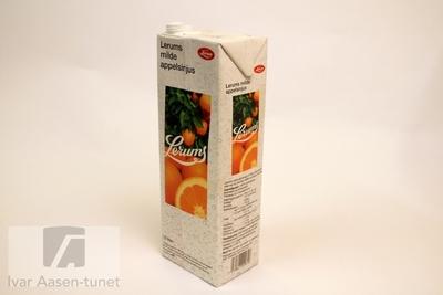 Lerums milde appelsinjus