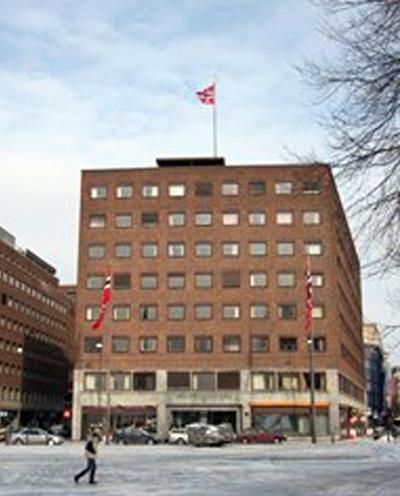 Statens Hus Fylkesmannen i Oslo og Akershus, Tordenskiolds gate 12, Oslo