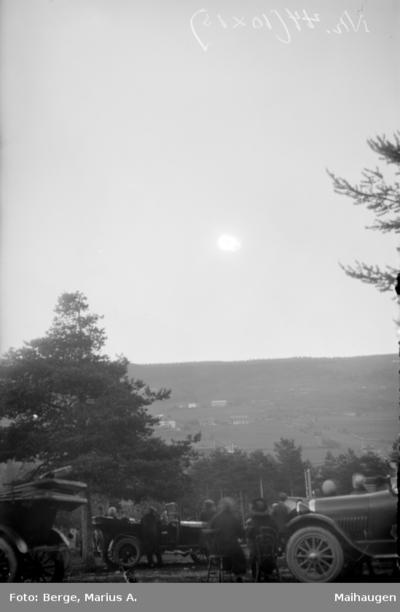 Solformørkelsen i Ringebu