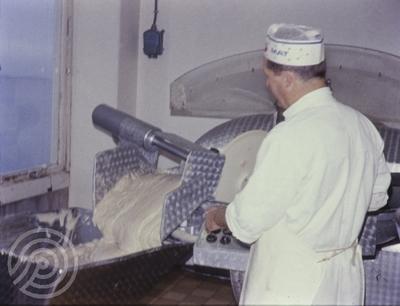 Arbeid på Bothnerfabrikken