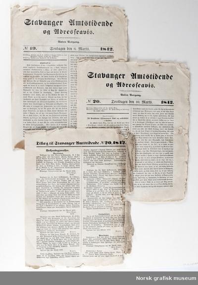 Norsk avis