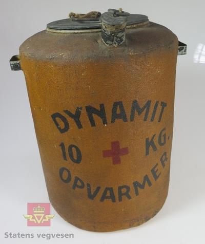 Dynamittvarmer