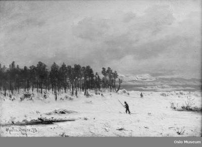 Holteløkken og Uranienborgskogen
