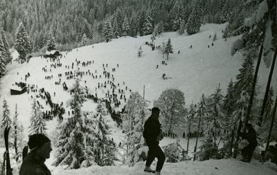 Utforbakken i Garmisch