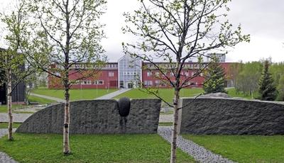 UiT Norges Arktiske Universitet, Campus Tromsø, Administrasjonsbygget