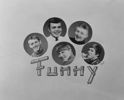 Bandet Funny fra Meldal