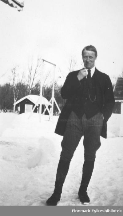 Hjalmar Pederssøn