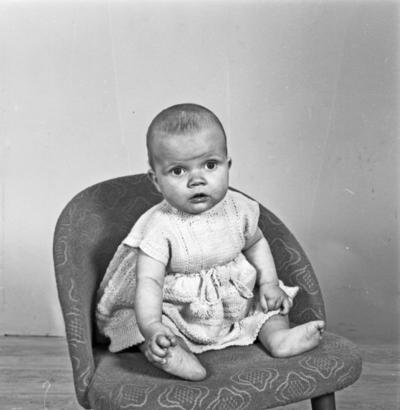 Portrett spebarn - bestiller Anne Grete Omundsen