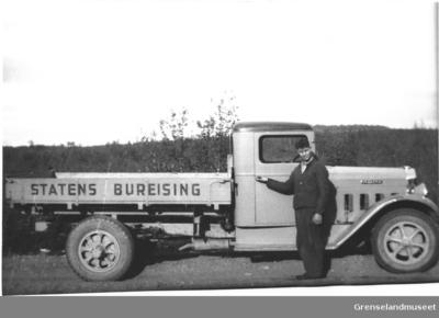 Bilen til Statens Bureisning