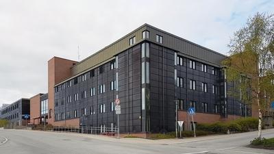 UiT Norges Arktiske Universitet, Campus Tromsø, Fakultet for humanoria, samfunnsvitenskap og lærerutdanning