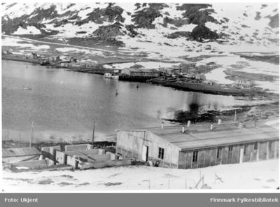 Oversikt over Bergfjord