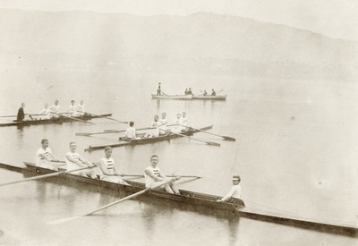 Roarar på Zürichsjøen