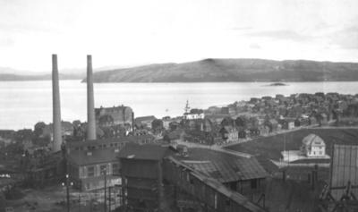 'Fabrikbyen Kirkenes