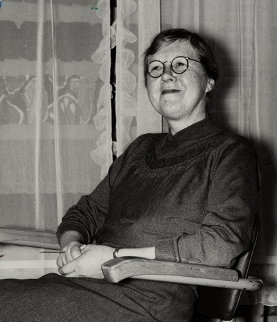 Portrett Johanna Sveinsvoll